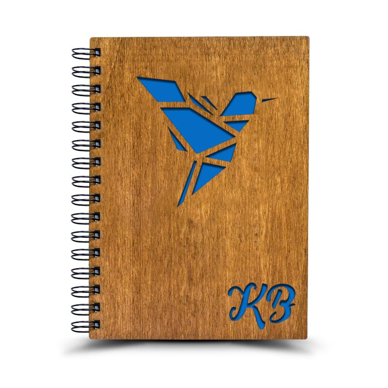 Bloček na míru Kolibřík