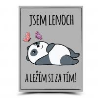 Cedulka Lenoch