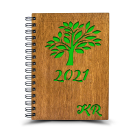 Diář na míru Strom