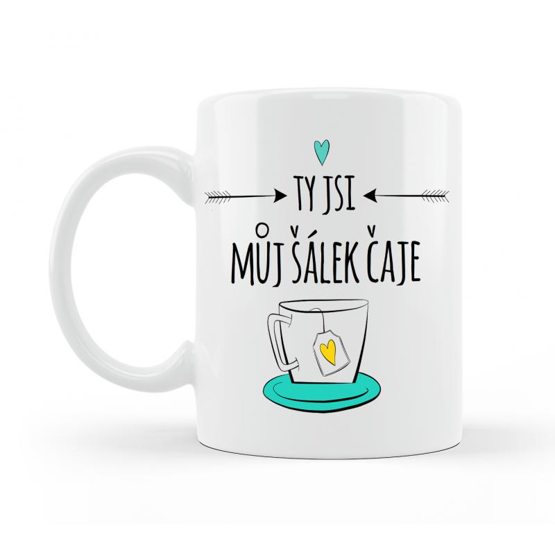 Hrneček Ty jsi můj šálek čaje