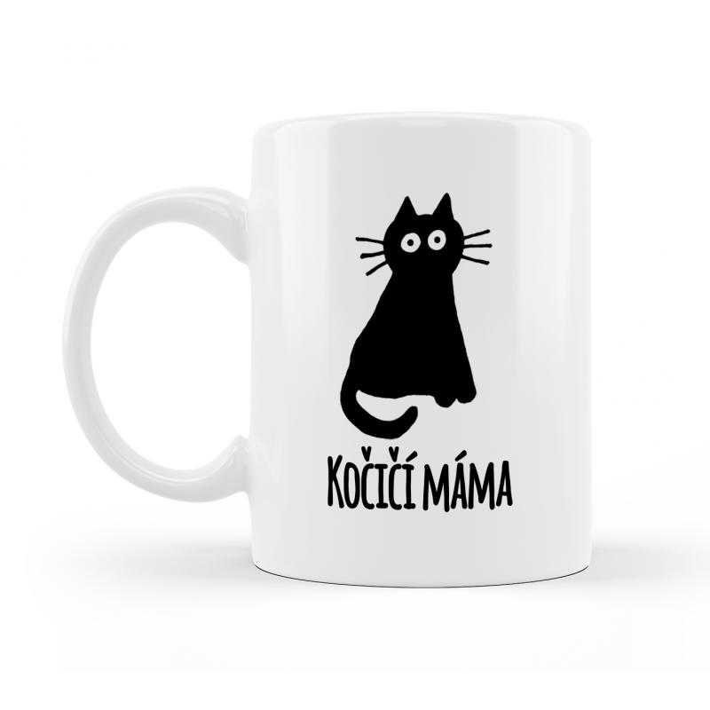 Hrneček Kočičí máma