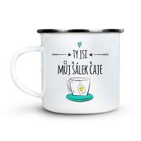 Plecháček Ty jsi můj šálek čaje
