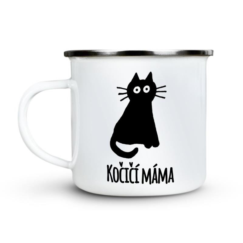 Plecháček Kočičí máma
