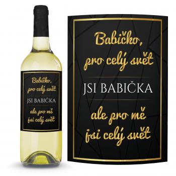 Víno Babičko