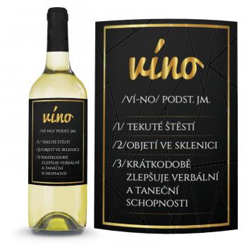 Víno Definice vína