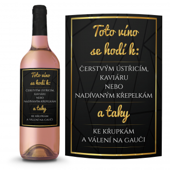 Víno Ke křupkám