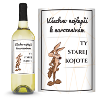 Víno Kojot