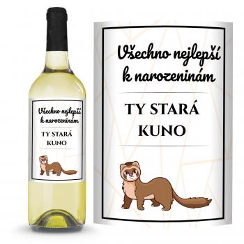 Víno Kuna