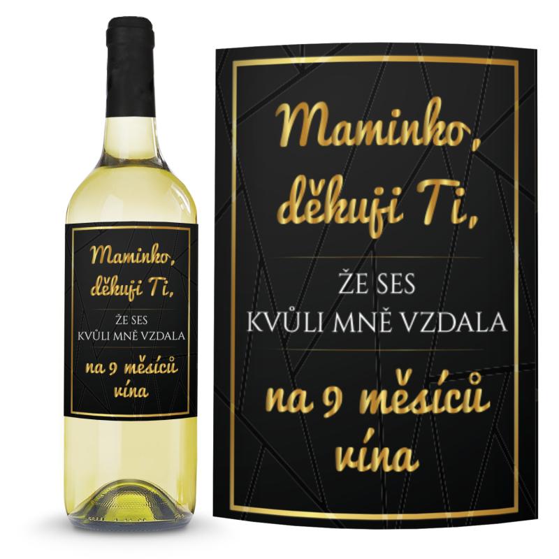 Víno Maminko
