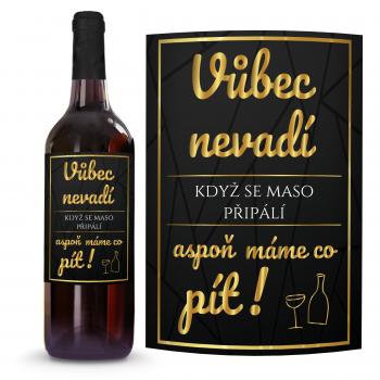 Víno Vůbec nevadí