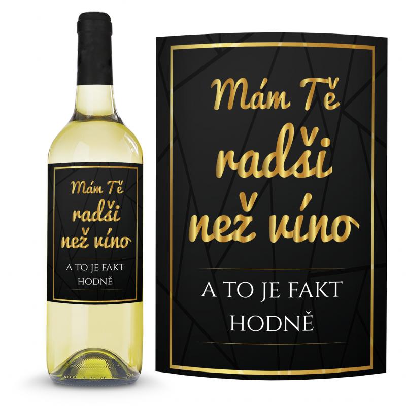Víno Radši než víno