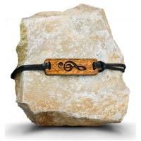 Náramek Houslový klíč